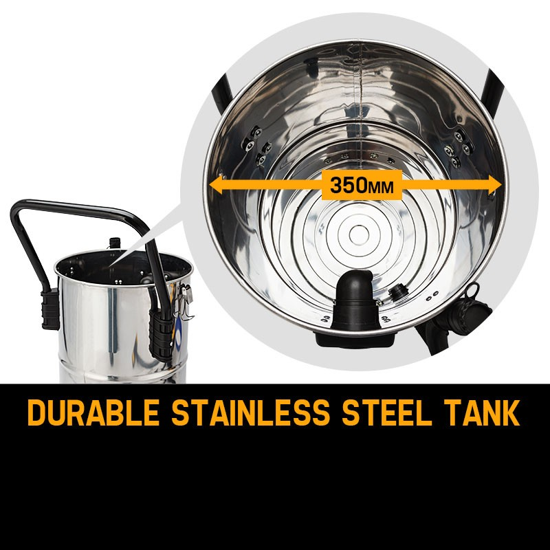 Blowing Durable Stainless Steel