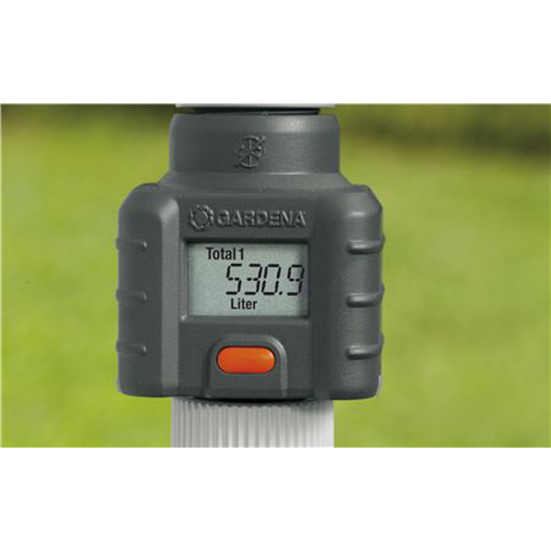 Water Flow Meter for Watering