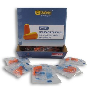 OnSite Uncorded Disposable Earplugs 200 pairs