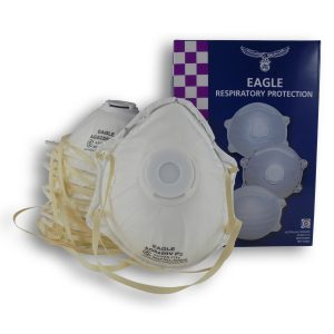 Eagle P2 Disposable Dust Mask with Valve 10 pcs