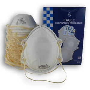 Eagle P2 Disposable Dust Mask Without Valve 20 pcs