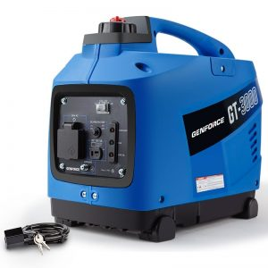 2,000W Petrol Powered Inverter Generator