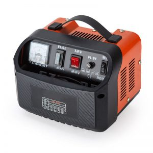 Rossi 12V/24V 30A Car Battery Charger