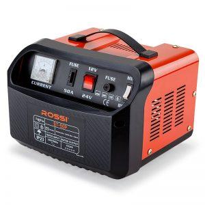 Rossi 12V/24V 50A Car Battery Charger