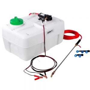 50L ATV Weed Sprayer With 3 Nozzles