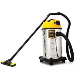 Unimac 30L Stainless Steel Wet/Dry Vacuum