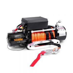 GIANTZ 14500lbs 12V Electric Winch