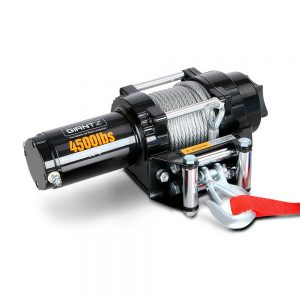 4500LBS Electric Winch w/ Remote