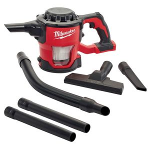 Milwaukee 18V 1.1L Cordless Compact Vacuum Cleaner Skin