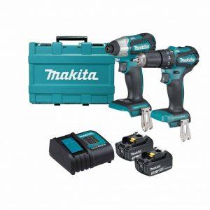 Makita 18V Cordless 2pce Brushless Combo Kit