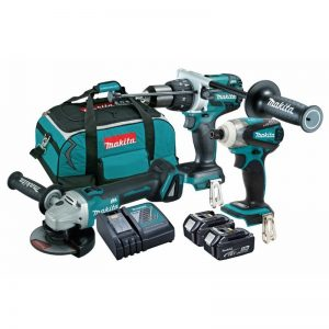Makita 18V Li-Ion LXT 3pce Combo Kit