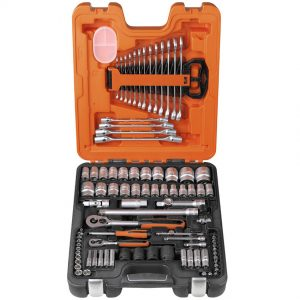 Bahco 94pce Socket and Spanner Combo Set
