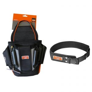 Bahco Electrician's Tool Pouch and Belt Kit
