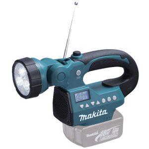Makita 14.4/ 18V li-ion Site Radio/ LED Torch