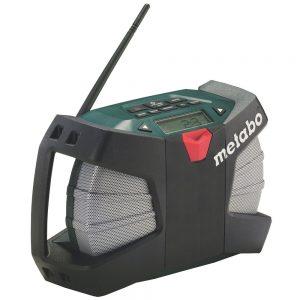 Metabo 10.8V Cordless Worksite Radio / Charger