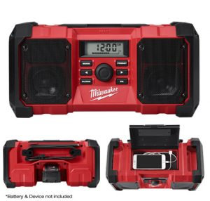 Milwaukee M18 18V Job Site Radio