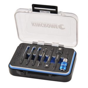 Kincrome 10pce Socket Driver and Bit Set