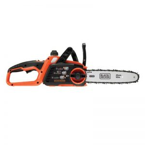 Black & Decker 18V 25cm Cordless Chain Saw