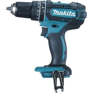Makita 62Nm 13MM Cordless Hammer/Impact Drill Skin