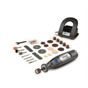 Dremel 8V Li-Ion Cordless Micro Rotary Tool Kit