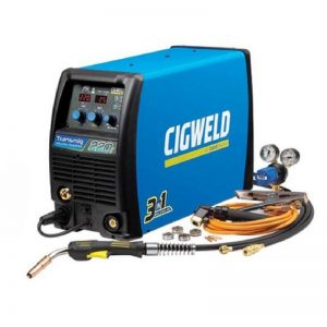 Cigweld Transmig Multi Process Welding Inverter Kit