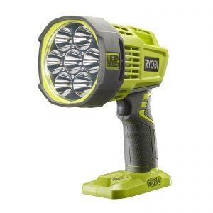 Ryobi One+ 18V Cordlees LED Spotlight