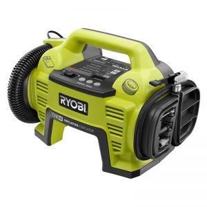 Ryobi One+ 18V Cordless Air Inflator and Deflator – Skin Only
