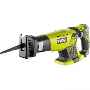 Ryobi One+ 18V Cordless Reciprocating Saw – Skin Only