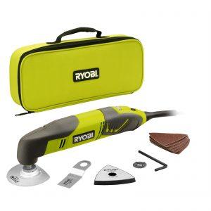 Ryobi 200W Corded Multi Function Tool Kit