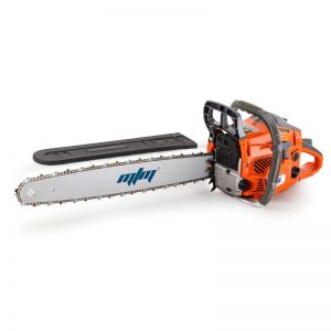 MTM 22 inch E-Start 62cc Petrol Chainsaw