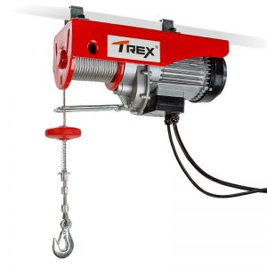 T-REX 1300W 400/800kg Electric Winch Hoist