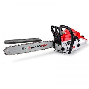 Baumr-AG 18in 45cc Petrol Chainsaw