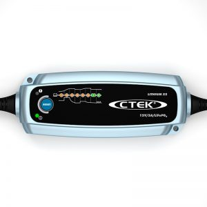 CTEK 12V 5Amp Lithium XS Smart Battery Charger