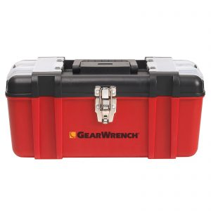 GearWrench 16.5″ 419mm Plastic Tool Box