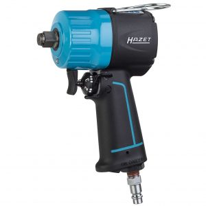 HAZET Compact Impact Wrench Extra Short 1400Nm