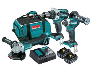 Makita 18V Brushless Cordless 3pce Combo Kit