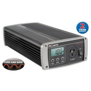Projecta 12V 1000W Pure Sine Wave Inverter