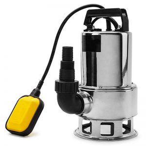 Protege 1500W Submersible Dirty Water Pump