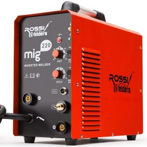 ROSSI 4 in1 220Amp Inverter Welding Machine