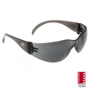 Cobra Smoke Lens Safety Glasses 12 pcs