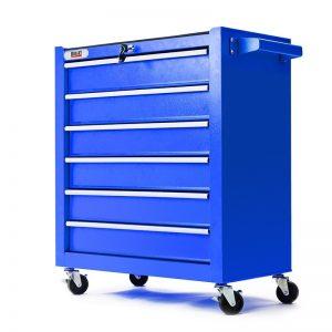 Bullet 6 Drawer Tool Box Cabinet
