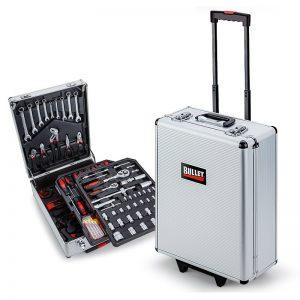 Bullet 416 Piece Tool Kit Trolley Case