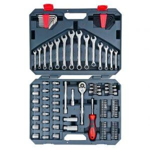 Crescent 128 Piece Professional Tool Set