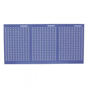 Kincrome 3 Piece Peg Board Set With 40 Hooks