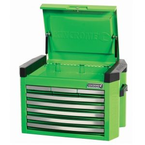 Kincrome Tool Chest Contour 8 Drawer, Monster Green
