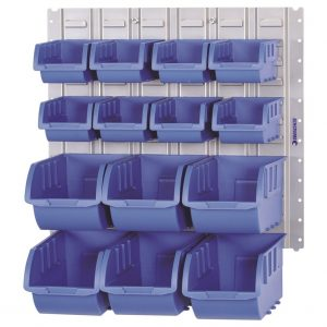 Kincrome Wall Board Tub System, 15 Piece