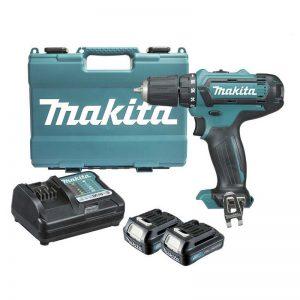 Makita 12 Volt 1.5Ah MAX Li-ion CXT Brushless Drill/Driver Kit