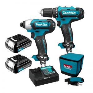 Makita 12 Volt MAX 2 Piece Li-Ion Combo Kit