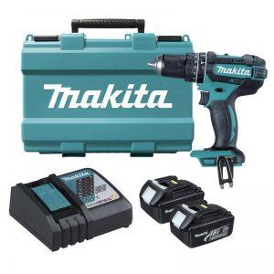 Makita 18V 3.0Ah 13mm Hammer Drill/Driver Kit