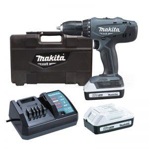Makita 18V Driver Drill Kit Li-Ion 1.3Ah MT Series